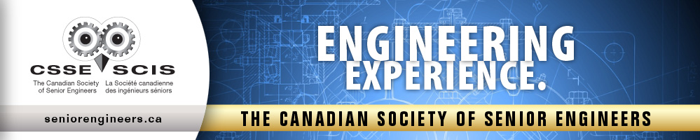 CSSE: The Canadian Society of Senior Engineers
